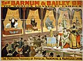 The Barnum & Bailey Greatest Show on Earth ... The Peerless Prodigies of Physical Phenomena & Marvelous Living Human Curiosities LCCN2002719123.jpg