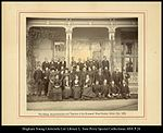 The Bishop, Superintendents and Teachers of the Sixteenth Ward Sunday School, Dec. 1883..jpg