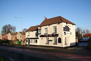 Carlton in Lindrick - The Blue Bell pub