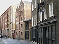 The Captain Kidd and Phoenix Wharf, Wapping High Street, E1 (geograph 2720393).jpg