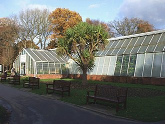 Roath Park - The Conservatory at Roath Park