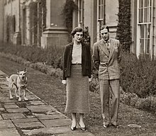 The Duke And Duchess Of Kent In 1934