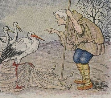 The Farmer and the Stork - Project Gutenberg etext 19994