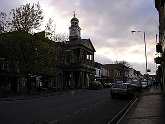 Chard, Somerset - The Guildhall