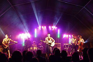 The Hidden Cameras Canadian band