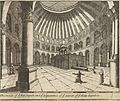 The Holy Sepulcre (outside).Herman Moll. The Turkish Empire in Europe, Asia and Africa. 1752 (cropped).jpg