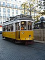 The Lisbon tram at Praca do Camoes.jpg