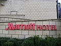 The Marriott Hotel London-Kensington in England United Kingdom - Cromwell Road - Glass atria facade - January 2010 - Stunning hotel! Enjoy! ) (4245758097).jpg