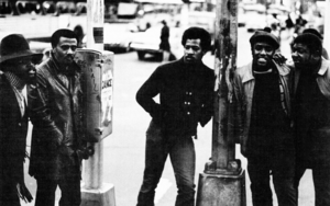 The Persuasions - The Persuasions, 1972
