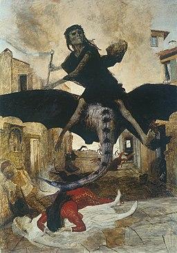 The Plague, 1898