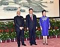 The Prime Minister, Shri Narendra Modi arrives for the Welcome Dinner, during G20 Summit 2016, in Hangzhou, China on September 04, 2016 (1).jpg