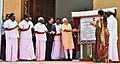 The Prime Minister, Shri Narendra Modi inaugurating Dr. A.P.J. Abdul Kalam memorial, at Pei Karumbu, Rameswaram, in Tamil Nadu (1).jpg