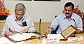 The Secretary, Ministry of Health and Family Welfare, Shri B.P. Sharma and the Secretary, Ministry of Rural Development.jpg