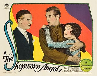 <i>The Shopworn Angel</i> (1928 film) 1928 film