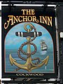 The Sign for Anchor Inn - geograph.org.uk - 1369367.jpg