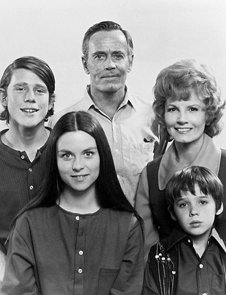 Darleen Carr - Carr (left) on The Smith Family, 1970
