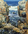The South Gorge, Appledore, Isles of Shoals by Childe Hassam.jpg