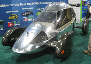 The Very Light Car - The Very Light Car prototype