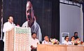 The Vice President, Shri M. Venkaiah Naidu addressing the gathering at the Founder's Day Celebrations of Andhra Education Society, in New Delhi on July 15, 2018.JPG