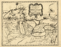 The Western part of New France, or Canada, Done by Mr. Bellin, Royal Marine Engineer, in Order to Further Understanding of Present-Day Political Matters in America WDL185.png