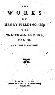 The Works of Henry Fielding, Volume 11.djvu