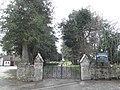 The entrance to Desertcreat Church of Ireland - geograph.org.uk - 1840814.jpg