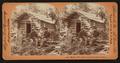 The first white man's log cabin, Haines, Alaska, by Singley, B. L. (Benjamin Lloyd).png