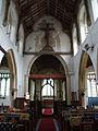 The interior of St Nicholas' Church, Potter Heigham, Norfolk (2830211900).jpg