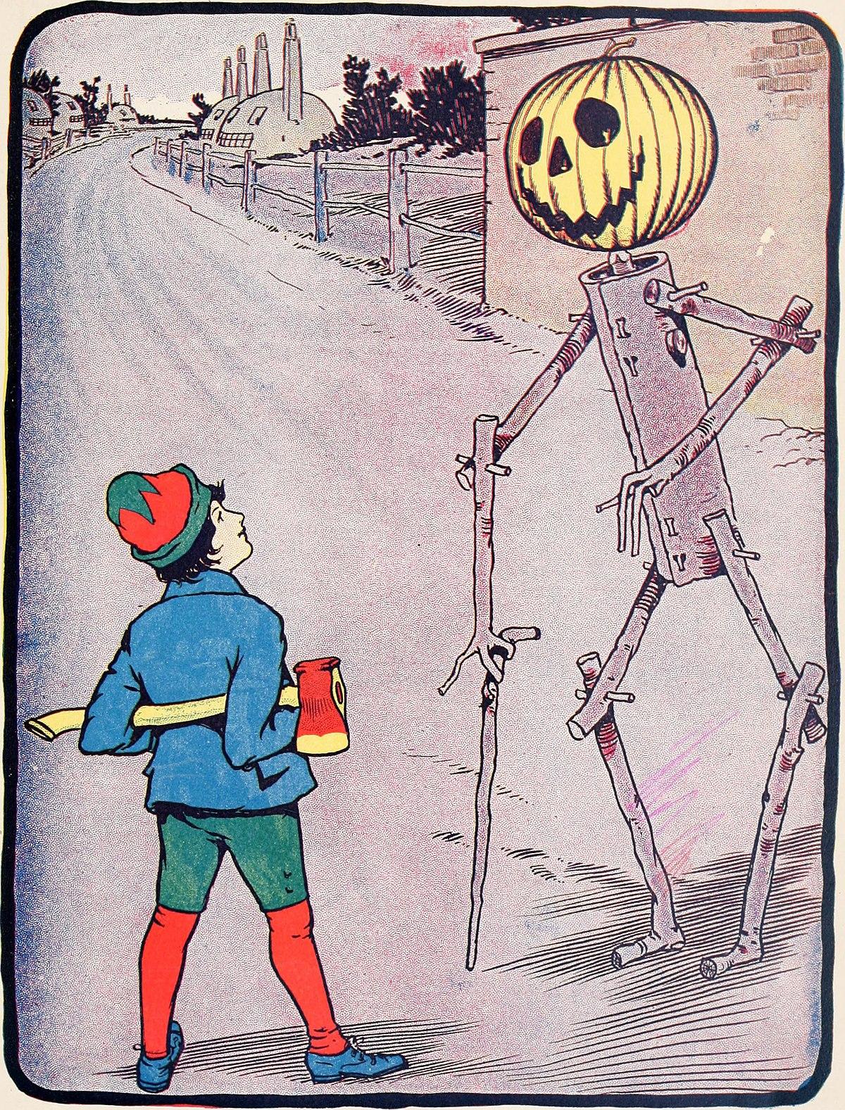 Jack Pumpkinhead Wikipedia