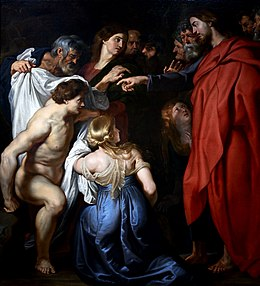 The raising of Lazarus - Peter Paul Rubens.jpg