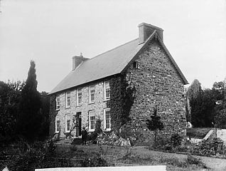 The vicarage, St Dogmaels