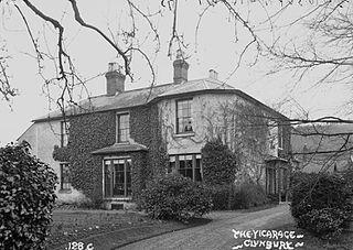 The vicarage Clunbury