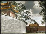 The wall of Tuan Cheng (Circular City) in Beihai Park (6025234304).jpg