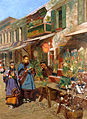 Theodore Wores, 1881 - New Year's Day in San Francisco's Chinatown.jpg