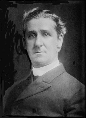 Wilbur P. Thirkield - Wilbur P. Thirkield