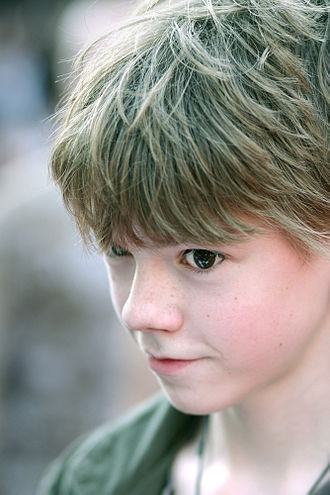 Thomas Brodie-Sangster - Sangster in July 2006.