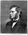 Thomas Henry Huxley. Wood engraving by (T. S.), 1870, after Wellcome L0001139.jpg