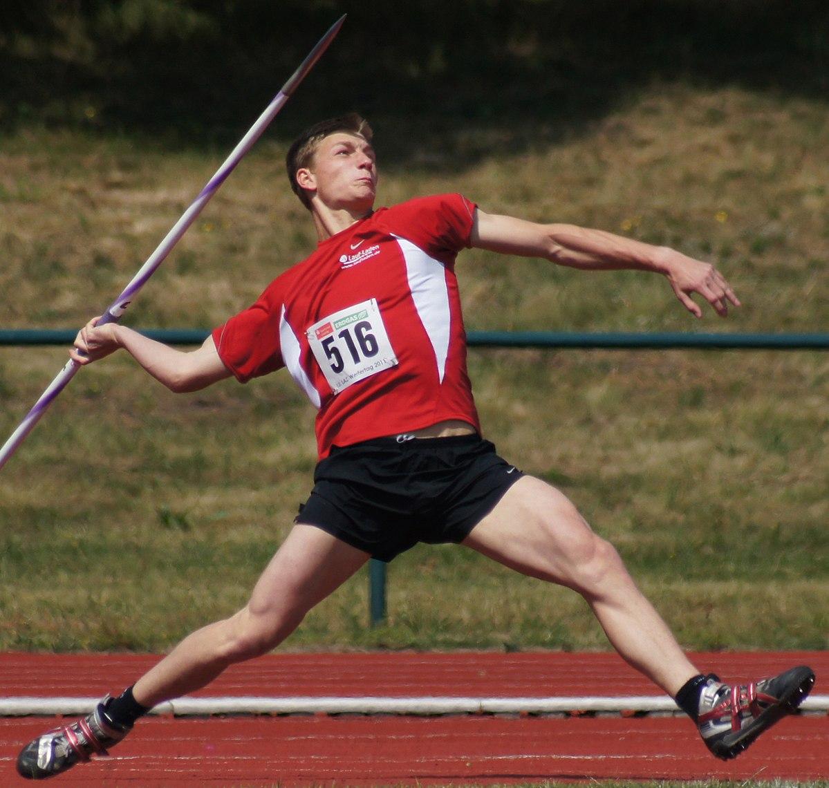Javelin throw Wikipedia