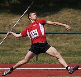 5cdb14a327e Javelin throw - Wikipedia
