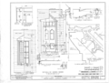 Thornhill Plantation, County Road 19, Forkland, Greene County, AL HABS ALA,32-WATSO,1- (sheet 13 of 16).png