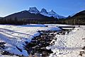Three Sisters - Canmore - panoramio.jpg
