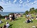 Ticonderoga Bay, Port Phillip Bay seen from Portsea Hotel, Portsea, Victoria, Australia 02.jpg