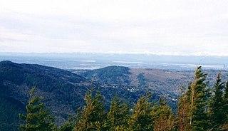 Tiger Mountain (Washington) mountain in Washington, United States of America