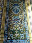 Tiling - Mosque of Hassan Modarres - Kashmar 09.jpg