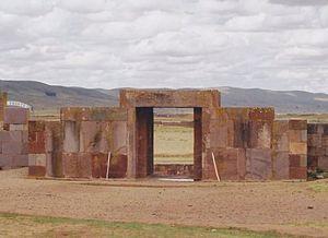 Atacama Giant - Tiwanaku