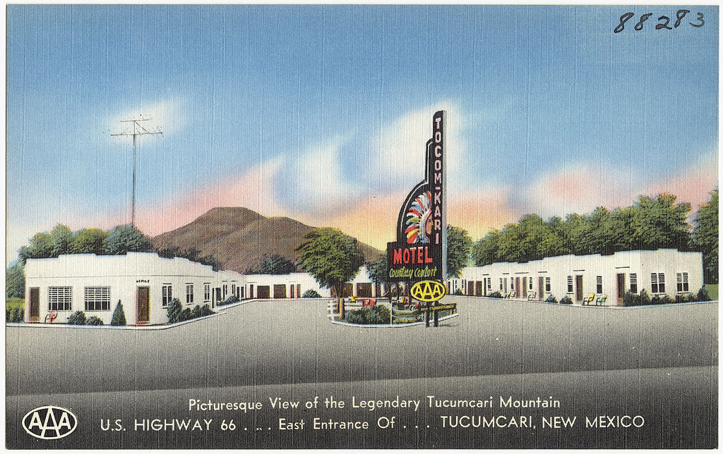 Mountain View Motel Sun Valley Ca