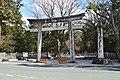 Toga-jinja, torii.jpg