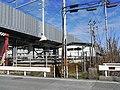 Tokaido Shinkansen Snow melting Toyosato pump house.jpg