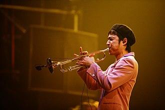 Tokyo Ska Paradise Orchestra - Image: Tokyo Ska Paradise Orchestra mg 6214
