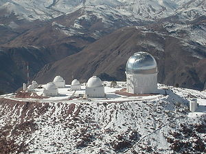Norte Chico, Chile - Cerro Tololo